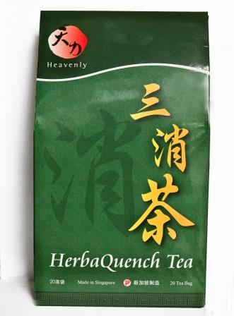 herbaquench tea
